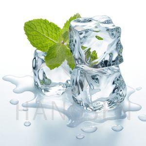 LIQUIDE E-liquide  goût menthe super glaciale  10ml 11mg