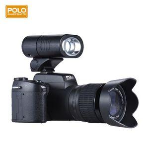 APPAREIL PHOTO RÉFLEX Polo Sharpshots Autofocus AF 33MP 1080p 30fps FHD