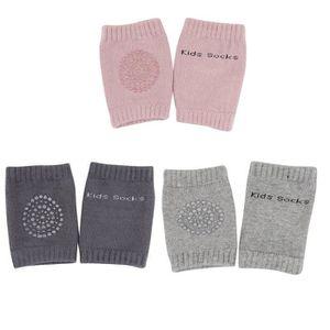 Domilay Chaussettes protectrices//Genouillere//Jambiere de Bebe pour Les Enfants Contre labrusion Pendant Le rampement