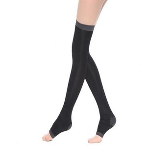 MINCEUR - CELLULITE Version Noir - 1 Paire Veines Bas De Compression B