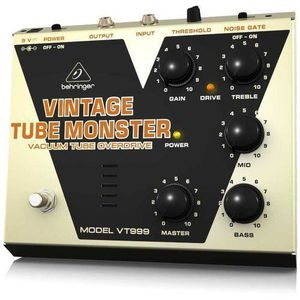 PARTITION Behringer VT999 Vintage Tube Monster Ampli Combo B