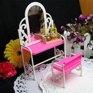 COIFFEUSE Coiffeuse Accessoires de meubles de chaise Set pou