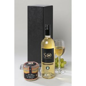 FOIE GRAS Panier Garni Gourmand - Duo Premium Easykado