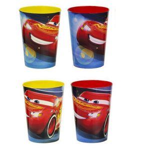 Verre à eau - Soda Gobelet plastique Cars enfant Verre Disney GUIZMAX