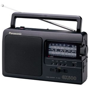 Radio réveil Panasonic RF3500E9K Radio-Radio-réveil
