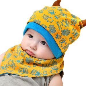 BAVOIR Bonnet de bébé Bavoir Naissance Protéger Les Vêtem