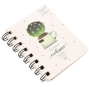 CAHIER Bloc-Notes Notebook Cahier d'étude mignon et beau