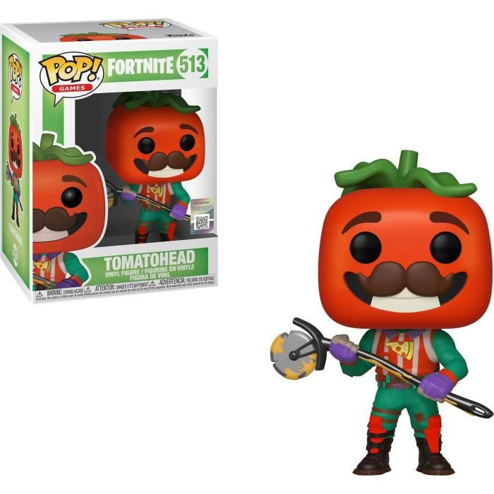Figurine Funko Pop! Games : Fortnite - TomatoHead