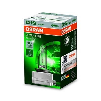 OSRAM Ampoule xénon XENARC ULTRA LIFE D1S