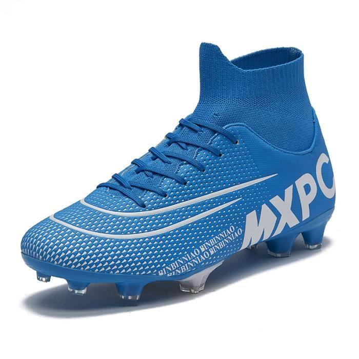 LASOFIA® Chaussures de football pour adultes et adolescents