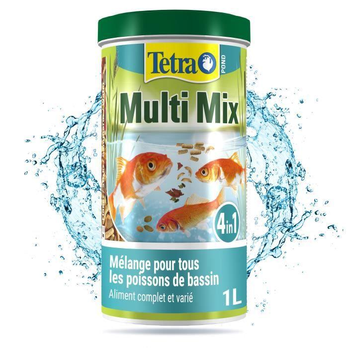TETRA Pond Multimix 1 L - Pour poisson