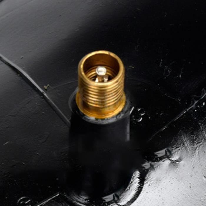 4x 18x8.50 / 9.50-8 Valve Droite Pour Chambre à Air Pour Tracteur VTT Heavy Duty