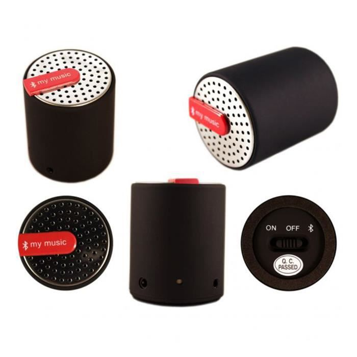 mini enceinte ultra l gere 58 gr bluetooth mp3. Black Bedroom Furniture Sets. Home Design Ideas