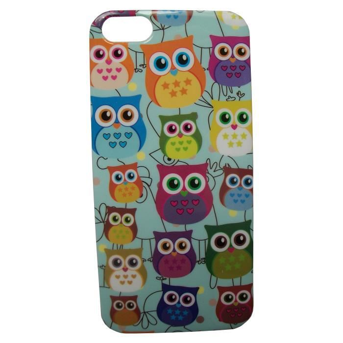 coque chouette iphone 4