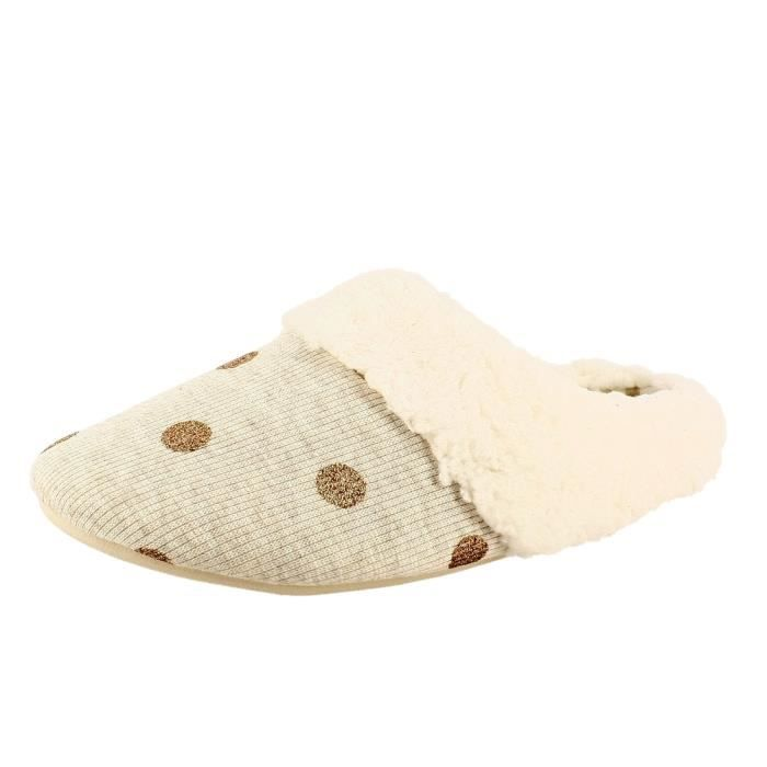 chaussons / pantoufles 36921 femme gioseppo bled
