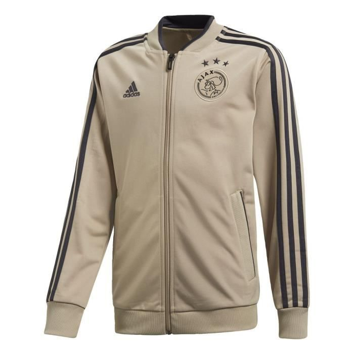 759f4032f3da2 Veste de survêtement Adidas Performance Ajax Amsterdam Junior - CW8014