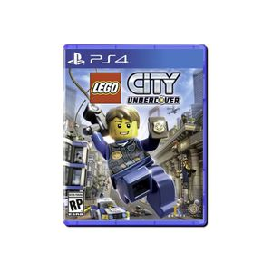 lego city undercover achat vente jeux vid o pas cher. Black Bedroom Furniture Sets. Home Design Ideas