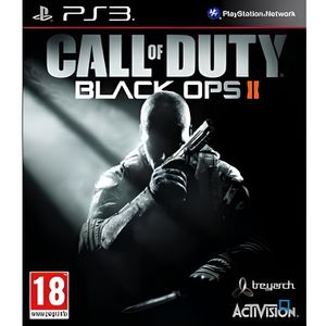JEU PS3 Call Of Duty Black Ops 2 Jeu PS3