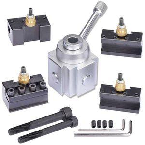 ENSEMBLE LITERIE Holder outil multi-fonction américain Aluminium ra