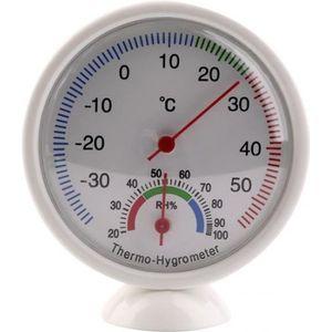 THERMO - HYGROMÈTRE Haute Qualité Intérieur Extérieur Thermomètre Hygr