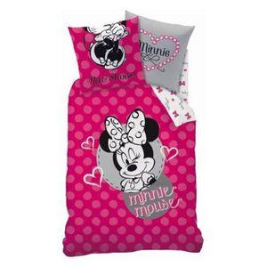 HOUSSE DE COUETTE SEULE Disney Minnie Mouse - Enfants Housse de Couette &