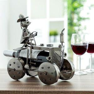 PORTE-BOUTEILLE Porte-bouteille en Métal Tracteur