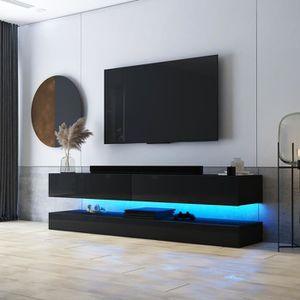 MEUBLE TV Meuble TV / Meuble de salon - AVIATOR - 140 cm - n