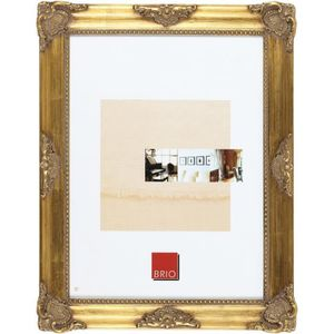 CADRE PHOTO Cadre photo Opéra doré 50x70 cm - Brio, marque fra