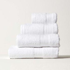 Flodalen Serviette de bain beige 70 x 140 cm 100/% coton