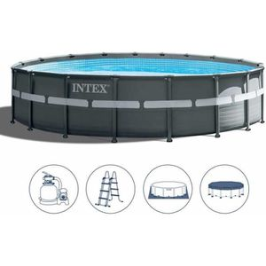 PISCINE Intex 26330 ex 26332 piscine hors-sol ronde Ultra