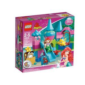 ASSEMBLAGE CONSTRUCTION Le Château de La Petite Sirène LEGO® DUPLO® 10515
