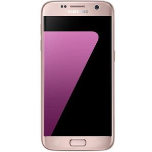 SMARTPHONE Samsung Galaxy S7 Rose 32Go - Reconditionné