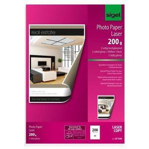 Elypse 502132 Papier Photo Glossy A6 220g 100 Feuilles