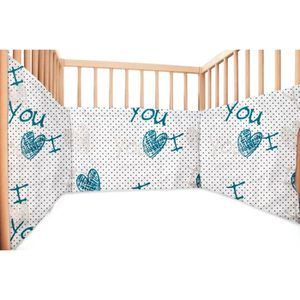 tour de lit bebe 120x60 achat vente tour de lit bebe. Black Bedroom Furniture Sets. Home Design Ideas