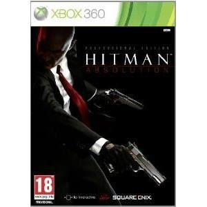 JEU XBOX 360 Hitman Absolution: Professional Edition (Xbox 360)
