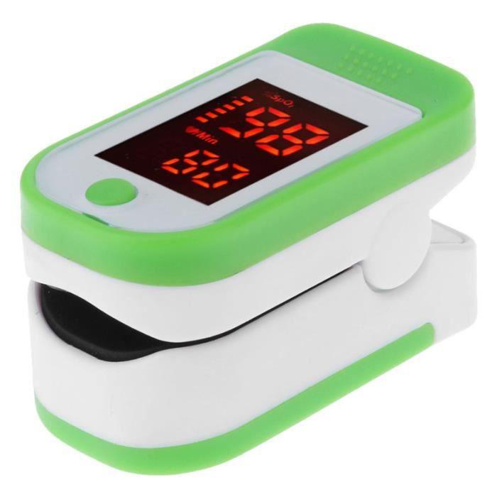 Moniteur de fréquence cardiaque d'outil de mesure d'oxygène sanguin 1Pc pour CARDIOFREQUENCEMETRE - ACCESSOIRE - PIECE DETACHEE