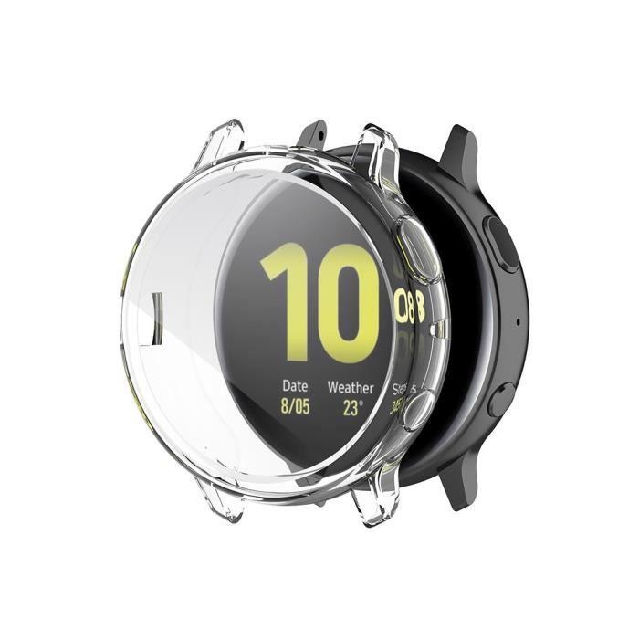 MONTRE OUTDOOR Housse de protection transparente ultra-fine et transparente pour Samsung Active 2 40MM bg1572 SDF1572