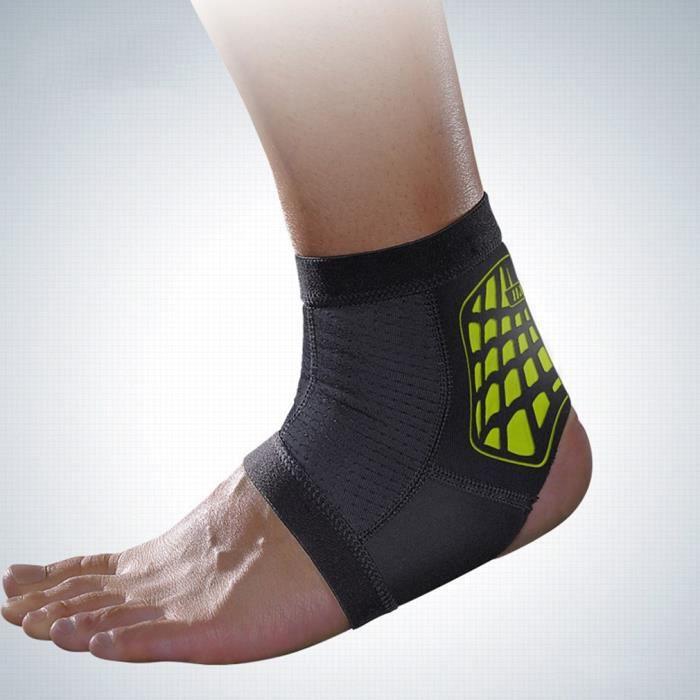 Paire de protection Chevillères de sport pour protéger la cheville M Respirant