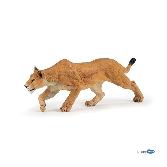 Papo - Lionne chassant - PAPO