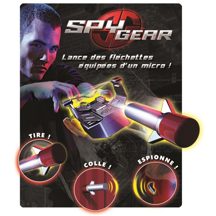 SPIN MASTER Accessoire de Déguisement - Lance Micro Espion