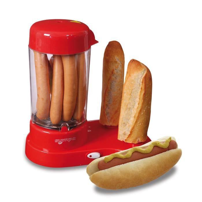 Sympa - machine à hot dog 350w - 000251