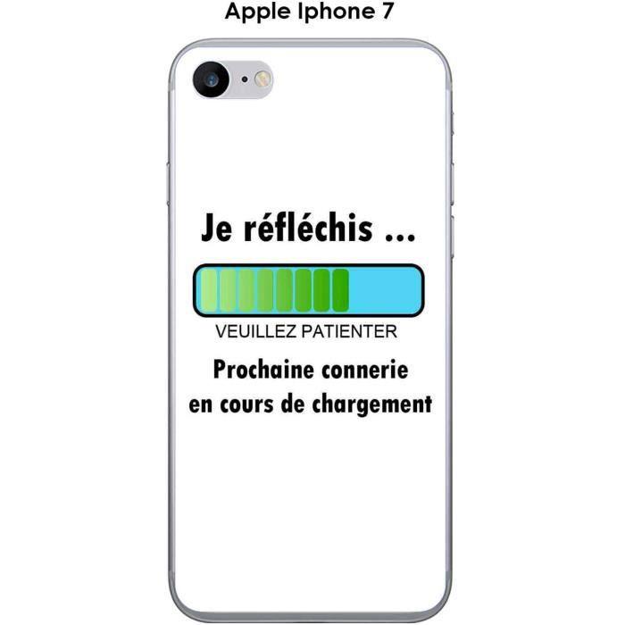 Coque iphone 7 message