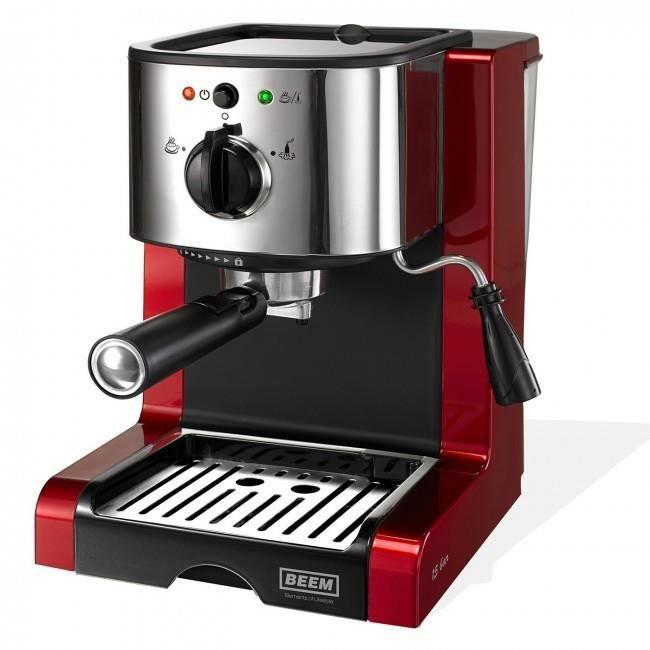 COMBINÉ EXPRESSO CAFETIÈRE BEEM Espresso Perfect 15bar - Machine expresso, ro
