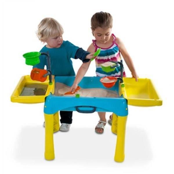 House Of Toys Table D Activites Sable Et Eau Achat Vente Table