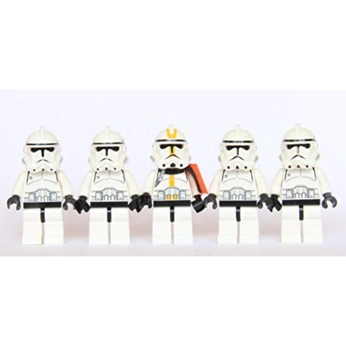 Lego Star Wars Visière Pour Clone soldat personnages accessoires Gris accessoires
