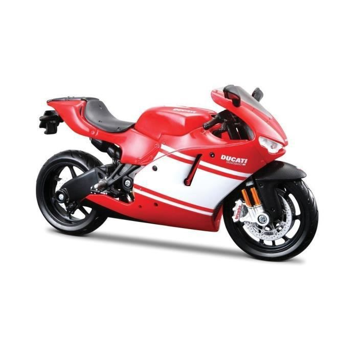 maisto mod le r duit de moto miniature ducati desmosedici rr 1 12 achat vente voiture. Black Bedroom Furniture Sets. Home Design Ideas