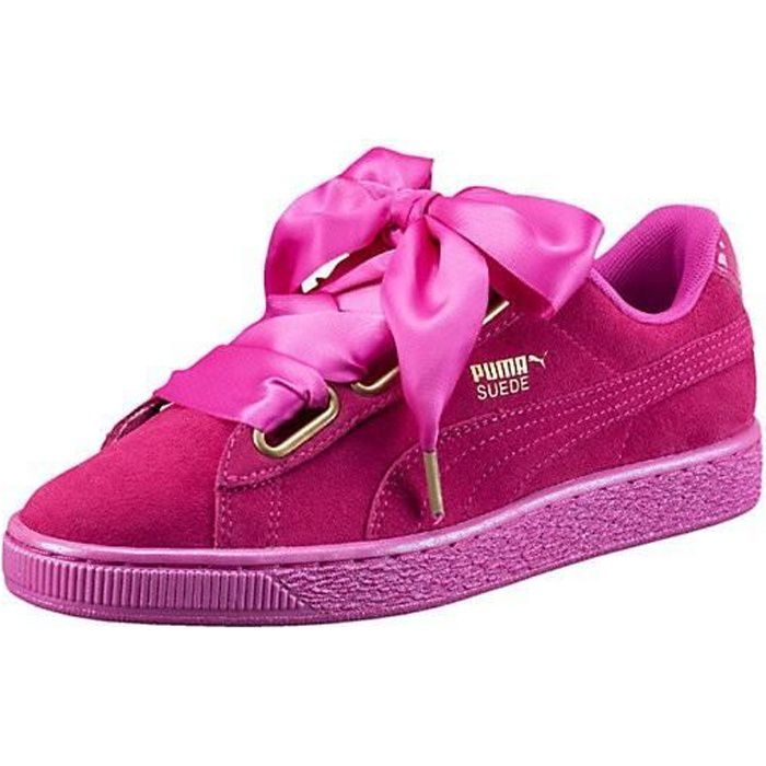 puma heart femme taille