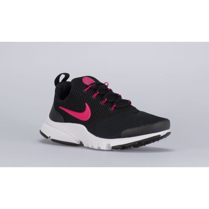 NIKE Presto Fly Jr Noir Rose