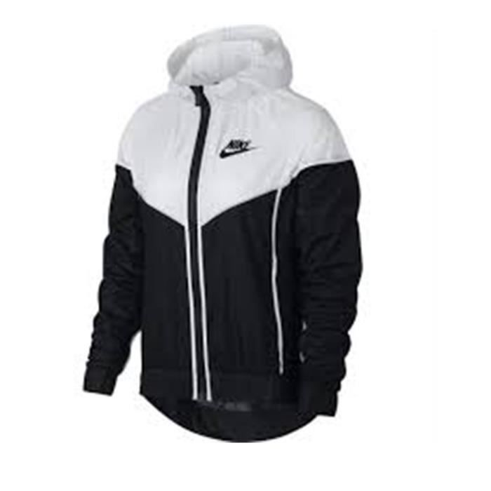 veste de survetement nike noir