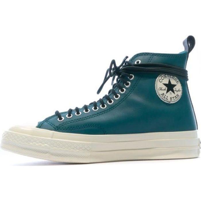 converse femmes bleu turquoise
